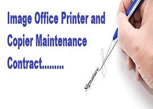 printer-copier service-contract-repairs
